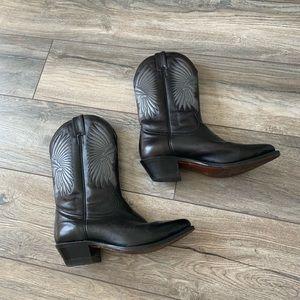 Original Boulet cowboys boots